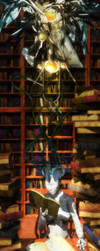 Cyber Library by eventorizon