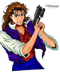 Gun Cop by LarryBundyJr