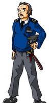NBK - Sgt. Bob Dixon by LarryBundyJr