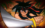 Akimbo: Kung Fu Hero by LarryBundyJr