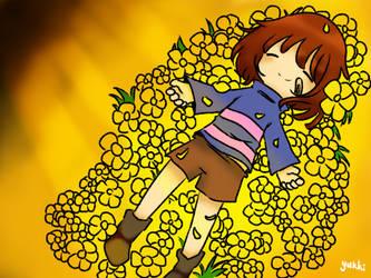 Flower bed by Yukki0207