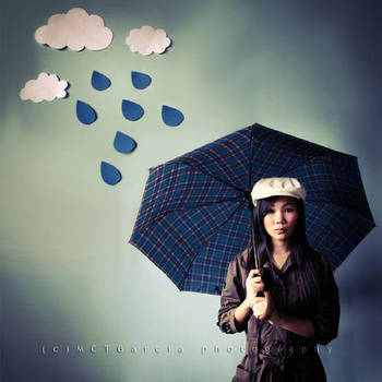 32: Rain in my head... by ilovestrawberries