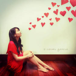 Sending my love by ilovestrawberries