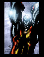 Colossus Bloodline 5 Cover by escar4