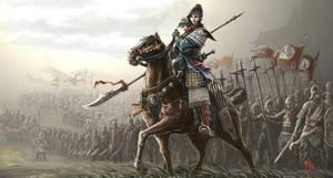 Prepare for Battle by NeilBlade