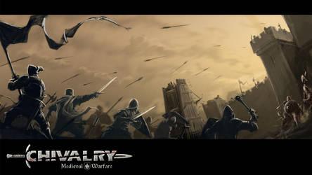 Siege by NeilBlade
