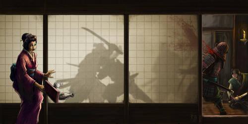 Ninja Kill by NeilBlade