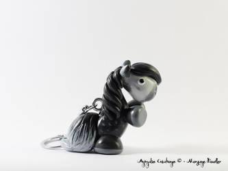 Custom horse - Grey by AnimalisCreations