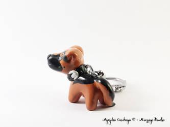 Custom dog - German shepherd cross by AnimalisCreations