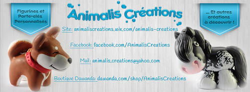 Contact info by AnimalisCreations
