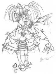 Dark Maiden by LastRequiem657