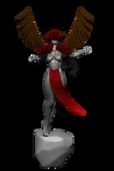 Angel Sculpt 2 by xXxLuka