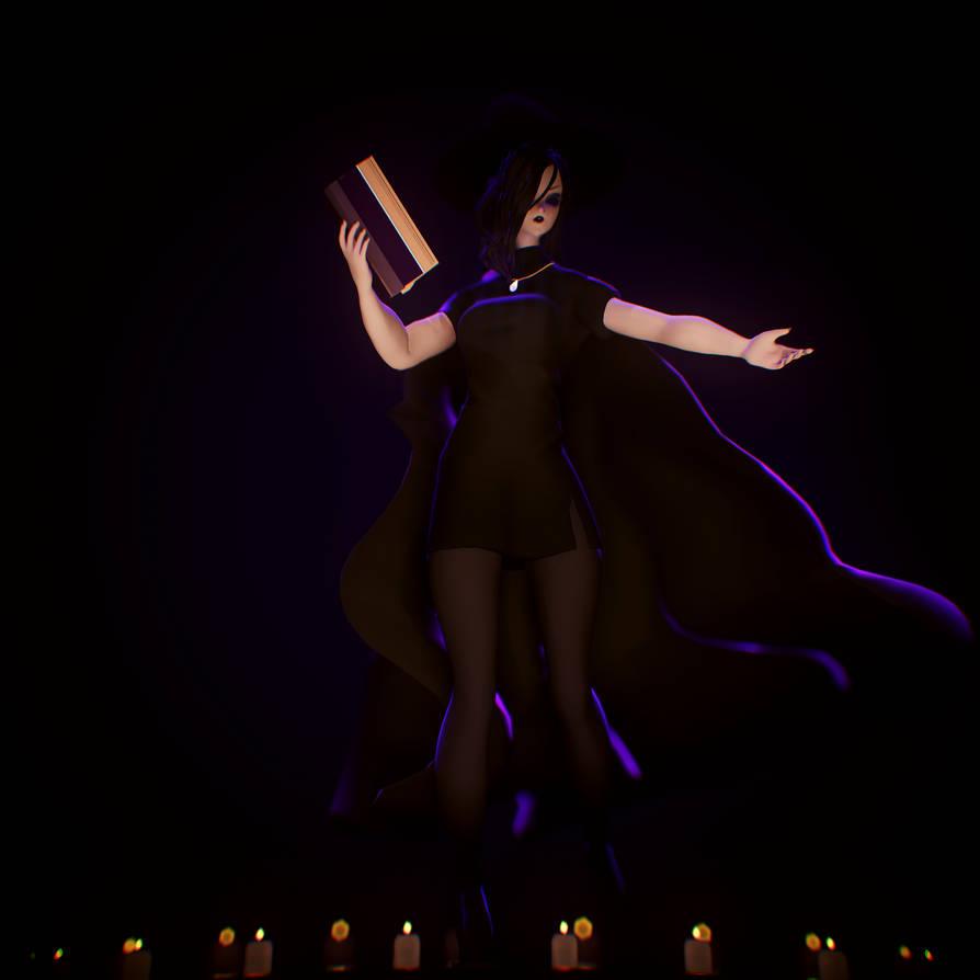 Witchy Oka by xXxLuka