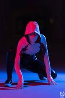 Spider Gwen - Crawl by KayLynn-Syrin
