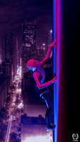 Spider Gwen by KayLynn-Syrin