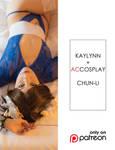 Boudoir Chun Li Promo 2 by KayLynnSyrin