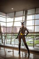 Latex Animated Catwoman by KayLynn-Syrin