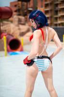 Ryuko Bikini 2 by KayLynn-Syrin