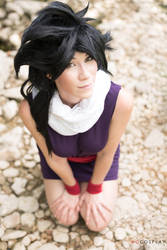Genderbend Young Gohan by KayLynnSyrin