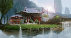Landscape by avvart