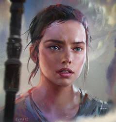 Rey by avvart