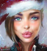 Happy new year 2017 by avvart