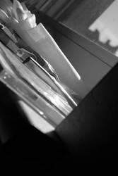 kazoo noir et blanc by boiseime