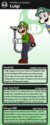 Profiles: Luigi- Alt. Version by TriforceJ