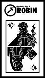 Smash Vectors: Robin (black) by TriforceJ