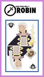 Smash Vectors: Robin (color) by TriforceJ
