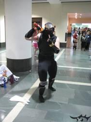 Hayabusa Anime Boston 2009 by Fallensbane