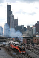 SP X4449 at Chicago by DragonWolfACe