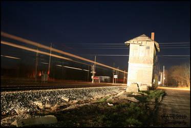 Night Train by DragonWolfACe