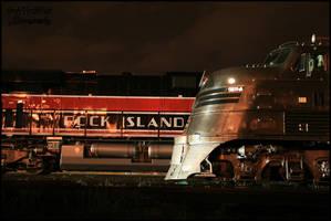 Rock Island by DragonWolfACe