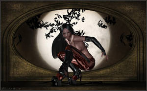:: Full Moon :: by christel-b