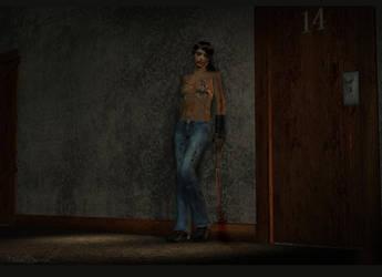 :: Dark Corridor :: by christel-b