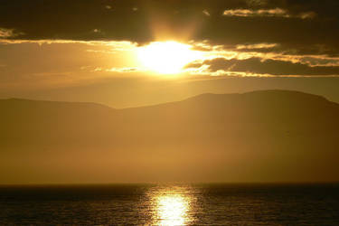 :: Golden Skies :: by christel-b