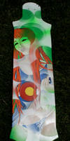 long boardddd paint ups by drippyhippie
