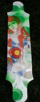 long boardddd paint ups by drippyhippie