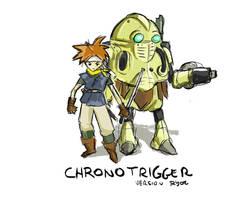 CHRONO TRIGGER by RYOTOKUMOTO