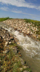 Water Flow by Oniiix