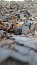 Iron rock by Oniiix