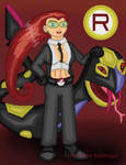 Crimson Seviper by Rocketknight56