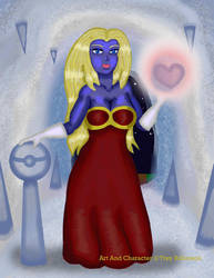 Jynx The Ice Minx by Rocketknight56