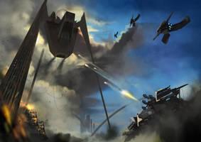 Last Command II by g8crasherboy