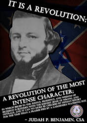 Judah P. Benjamin, the Jewish Confederate by SaintAndrewsCross
