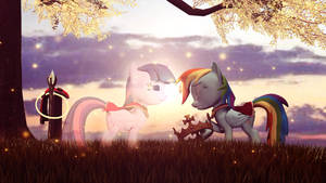 Our Love's Never End by PointyStarz