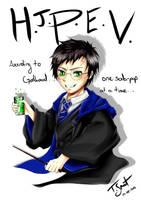 Harry James Potter-Evans-Verres by talespirit
