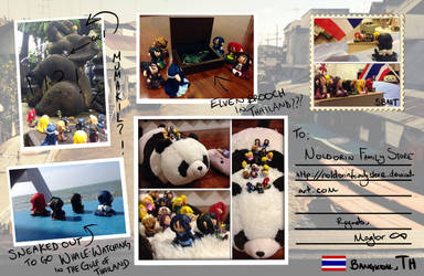 Finrod's Traveling Project - Bangkok, THAILAND by talespirit