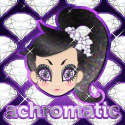 Glitter Achromatic by 3ahia